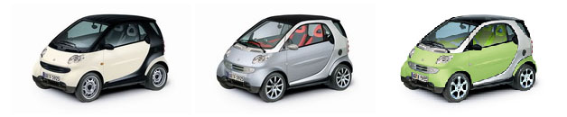 smart fortwo pure pulse passion